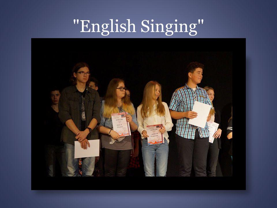 English Singing