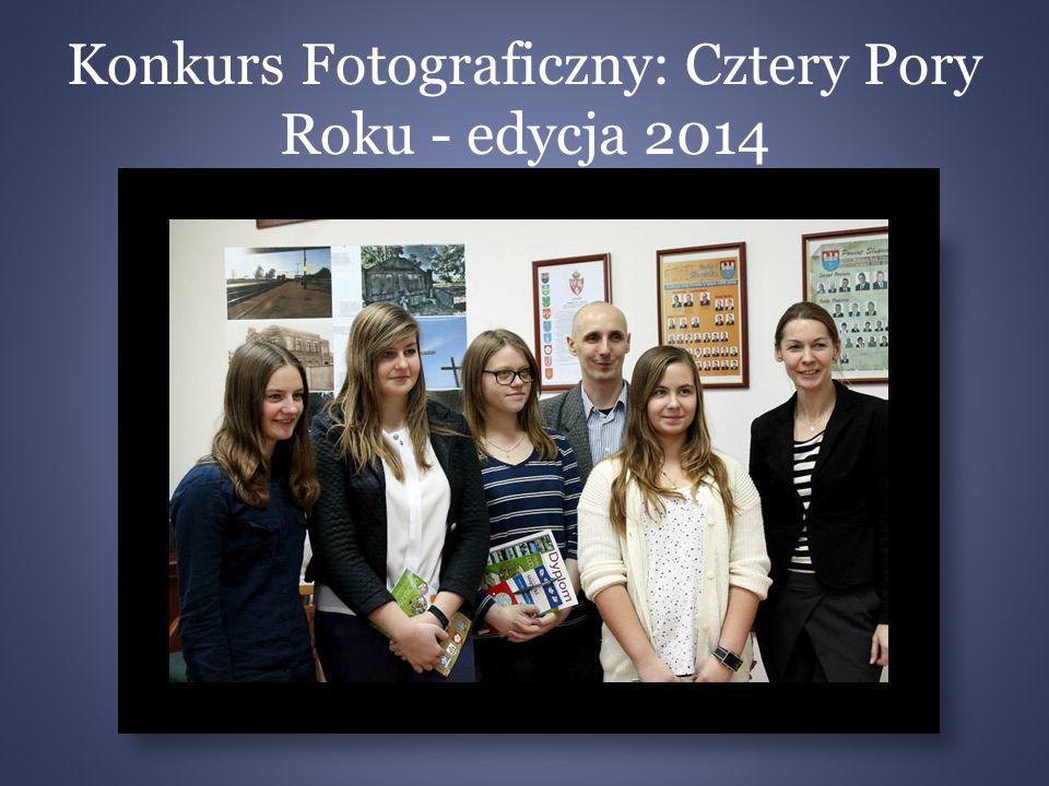 Konkurs Fotograficzny: Cztery Pory Roku - edycja 2014