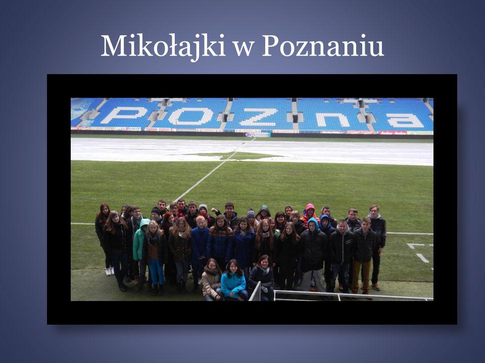 Mikołajki w Poznaniu