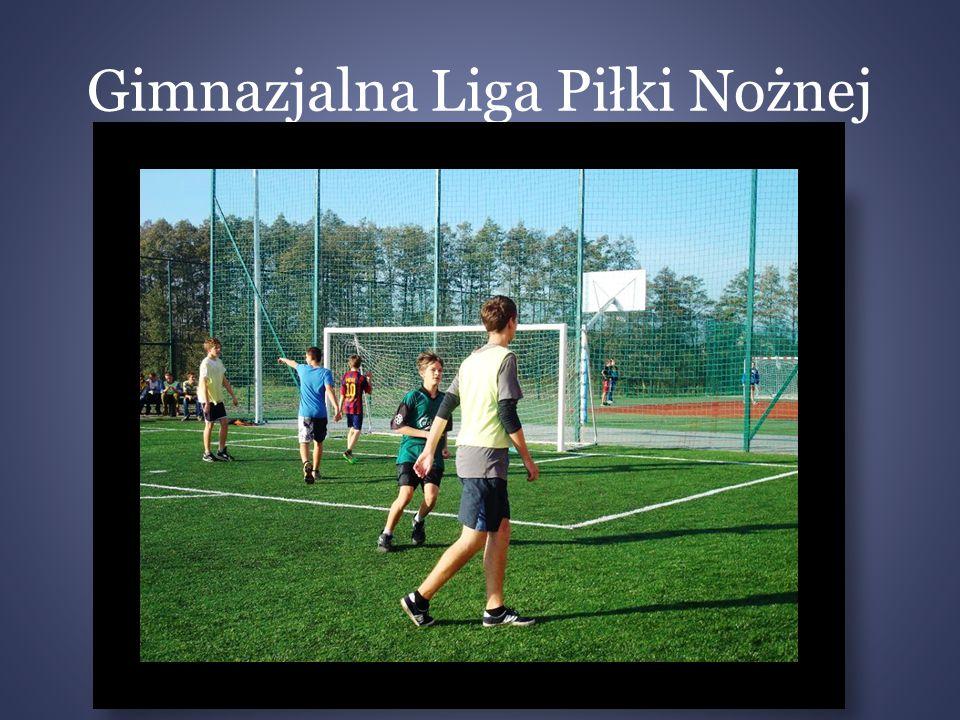 Gimnazjalna Liga Piłki Nożnej