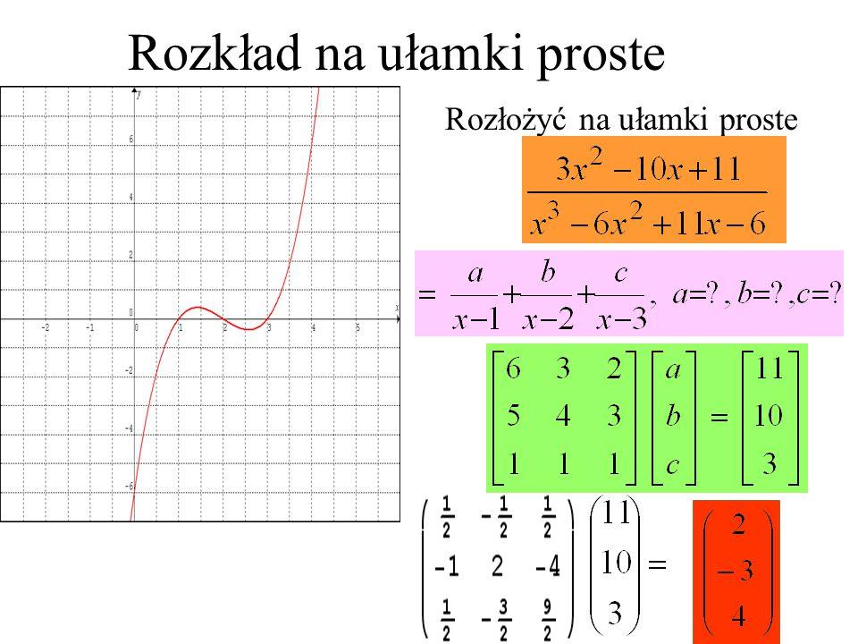 Prosta w przestrzeni Równanie krawędziowe prostej: x + 2y + 3z = 1 - płaszczyzna x – 3y – 2z = – 4 - płaszczyzna Przejście do przedstawienia parametry
