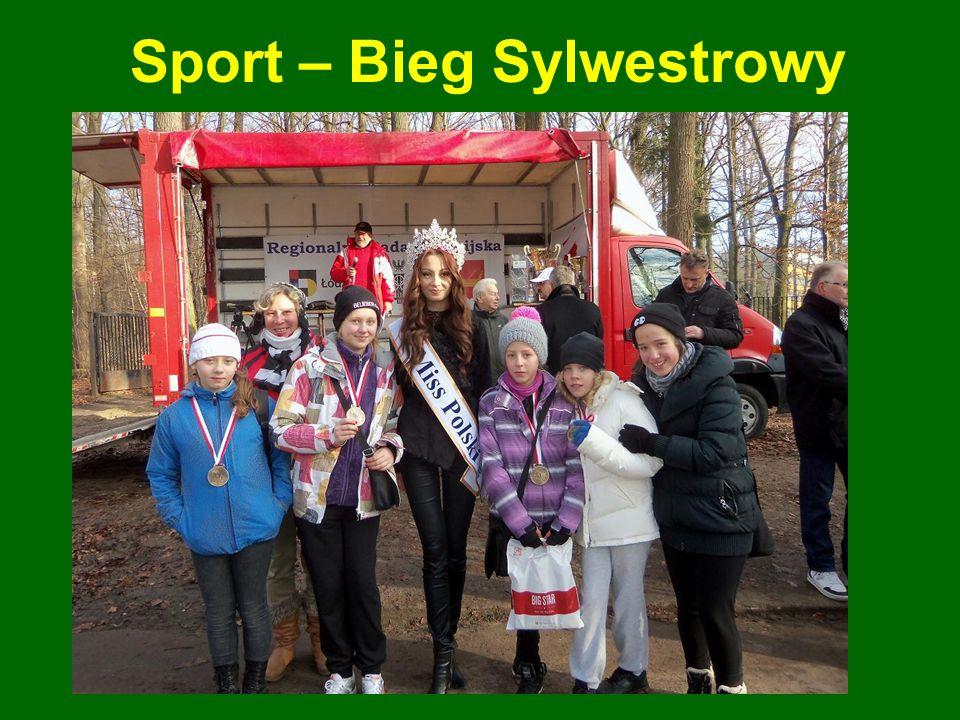 Sport – Bieg Sylwestrowy