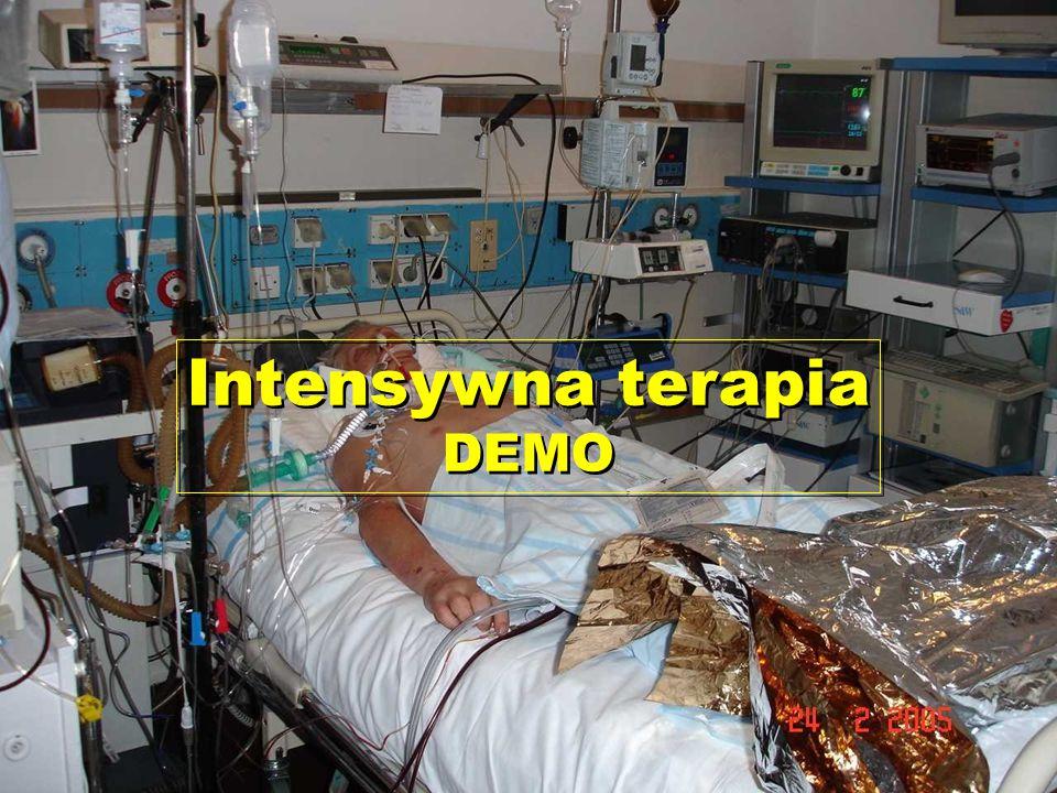 Intensywna terapia DEMO Intensywna terapia DEMO