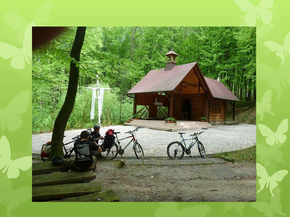 Studzianka  W pobliżu starego kamieniołomu, na skraju lasu, znajduje się kapliczka Matki Bożej oraz źródełko, które powszechnie nazywane jest Studzionką.