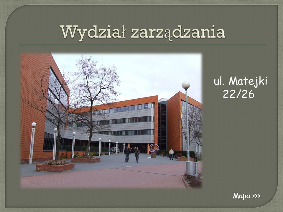 ul. Matejki 22/26 Mapa >>>