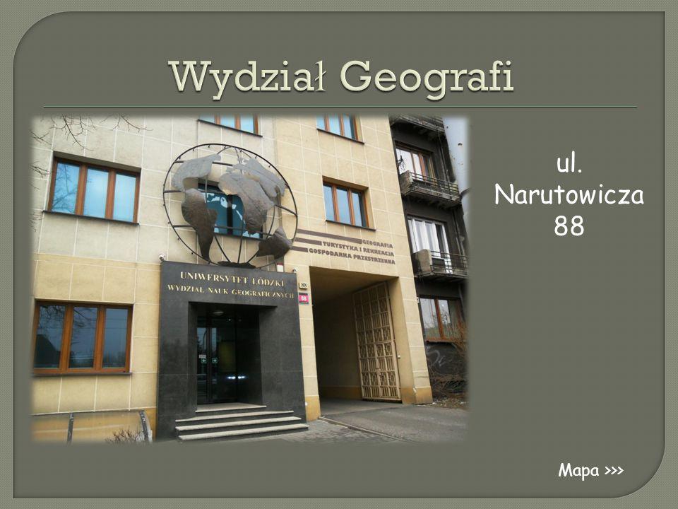 ul. Narutowicza 88 Mapa >>>