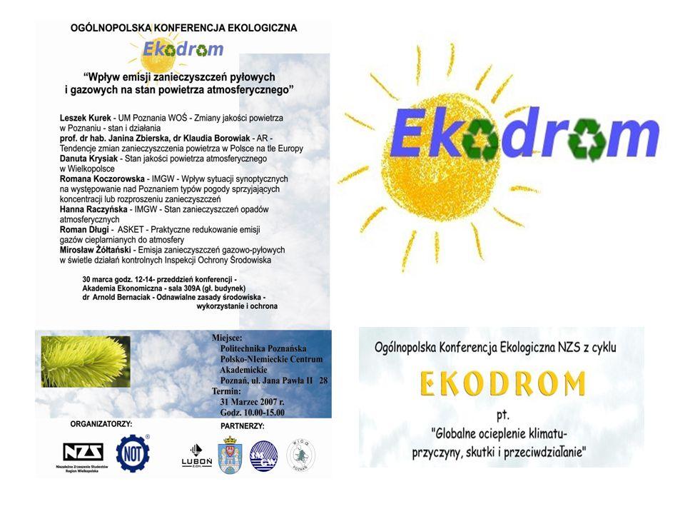 Prezentacja EKODROMU na MTP