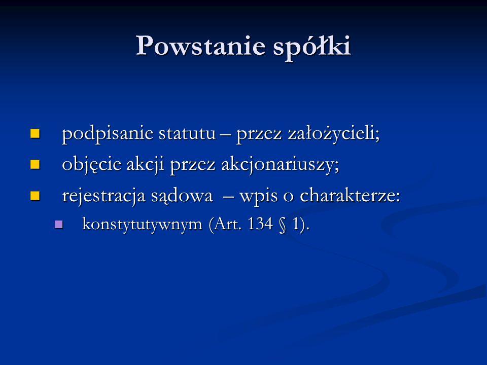 """""""S.K. A. w organizacji : odpowiedzialność – osobista i solidarna (Art."""