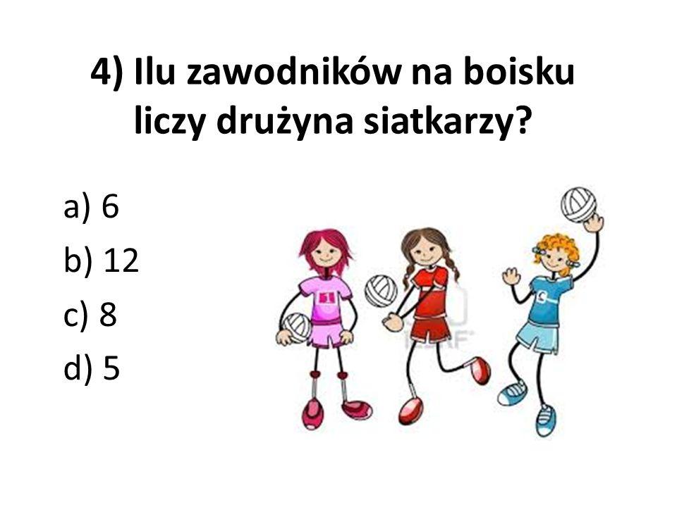 15) Jakie znasz rodzaje piłek? 1 6 2 7 3 8 4 9 5 10