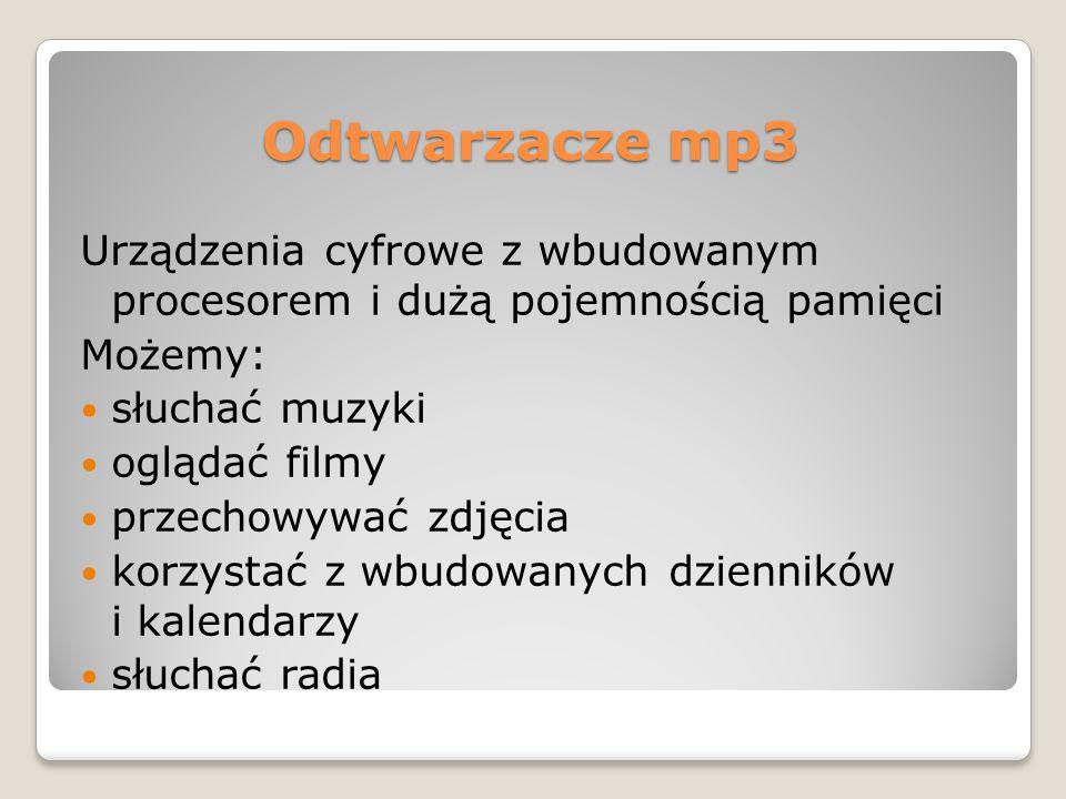Systemy nawigacyjne GPS (ang.