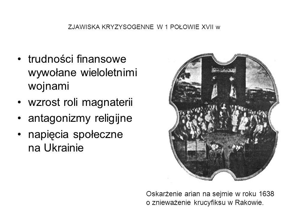 Jan Matejko, Śluby lwowskie Jana Kazimierza 1 IV 1656 Kraj był prawie w całości opanowany przez Szwedów i Rosjan.
