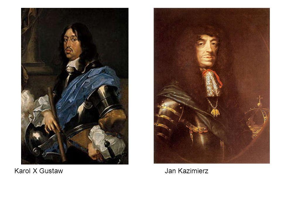 Karol X GustawJan Kazimierz