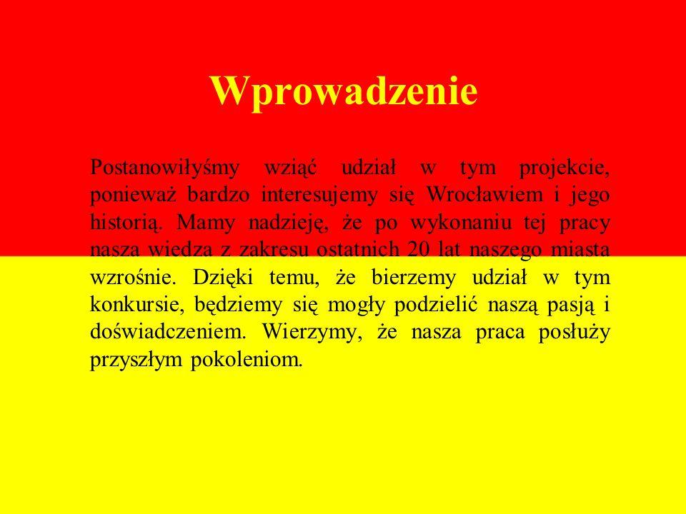 W celu zrealizowania projektu przeprowadziłyśmy wywiady z mieszkańcami Wrocławia – przedstawicielami różnych pokoleń.