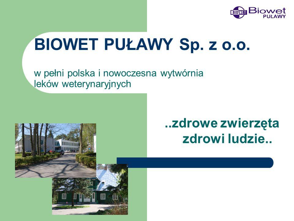BIOWET PUŁAWY Sp. z o.o.