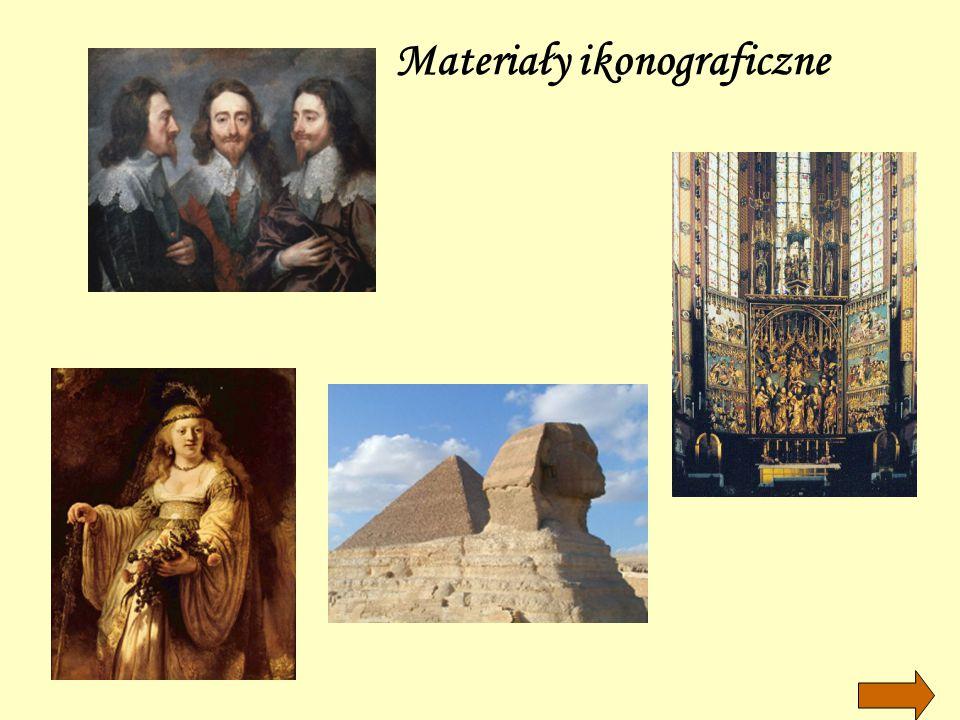 Materiały ikonograficzne