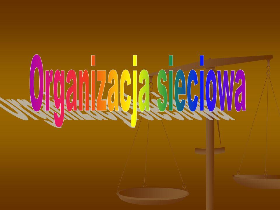 Organizacje sieciowe to specyficzne formy powiązań pomiędzy podmiotami gospodarczymi we współczesnej gospodarce.