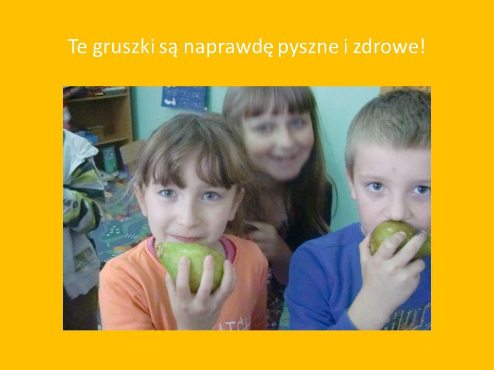 Uwielbiamy owoce !