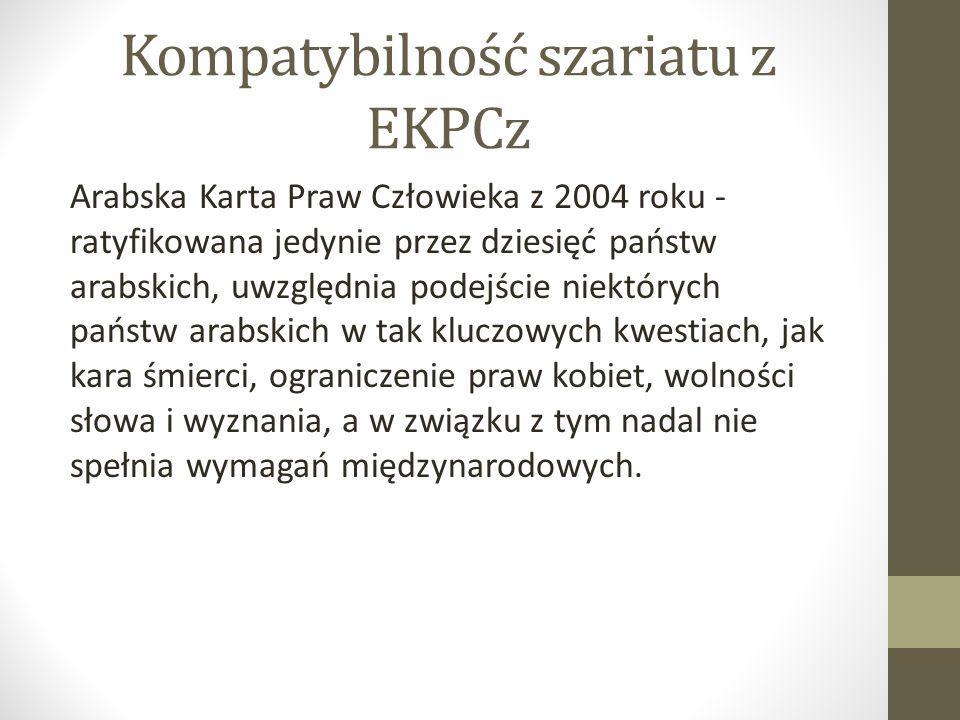 Wartości nieuznawane przez prawo szariatu - 1 Orzeczenie ETPCz Refah Partisi (Partii Dobrobytu) i inni v.