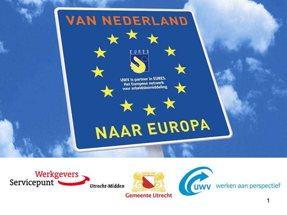 Pytania? Dziękuję za uwagę Pieter van der Valk Doradca EURES pieter.vandervalk@uwv.nl