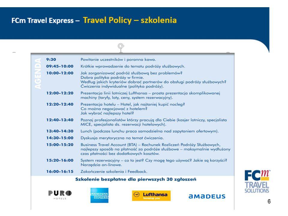FCm Travel Express 7