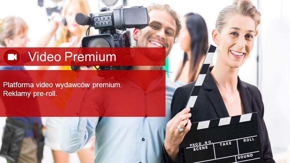 © 2012-2015, Adexon nowoczesna sieć reklamowa Platforma video wydawców premium