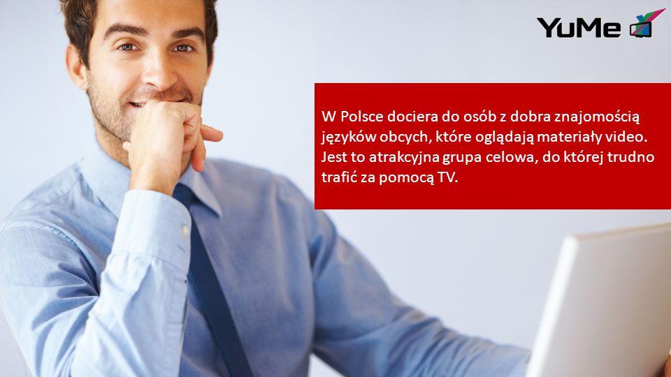 © 2012-2015, Adexon nowoczesna sieć reklamowa Użytkownicy z Polski 53% mężczyźni 62% w wieku 25-54 lat 89% klasa średnia i wyższa