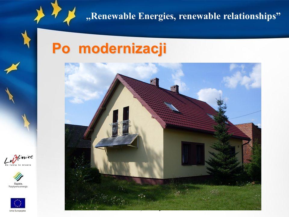 """Renewable Energies, renewable relationships"" Lubliniec, 27 luty – 1 marca 2014 r. Po modernizacji"