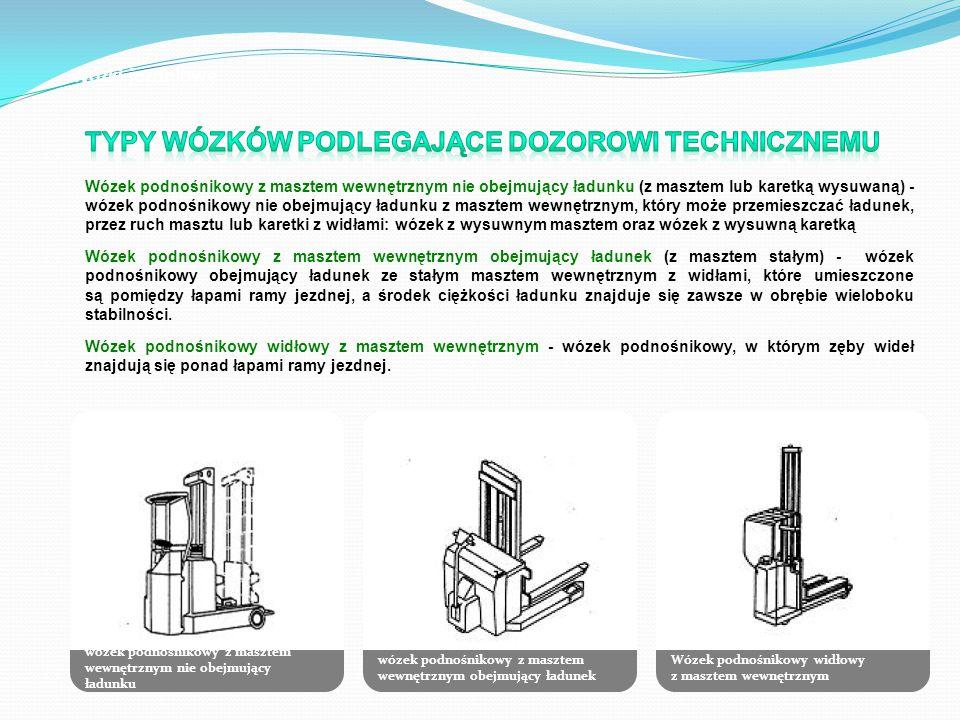 wózek podnośnikowy z masztem wewnętrznym nie obejmujący ładunku wózek podnośnikowy z masztem wewnętrznym obejmujący ładunek Wózek podnośnikowy widłowy z masztem wewnętrznym Wózki jezdniowe