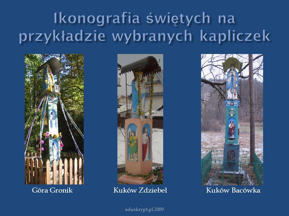 eduskrypt.pl 2009 Góra GronikKuków ZdziebelKuków Bacówka