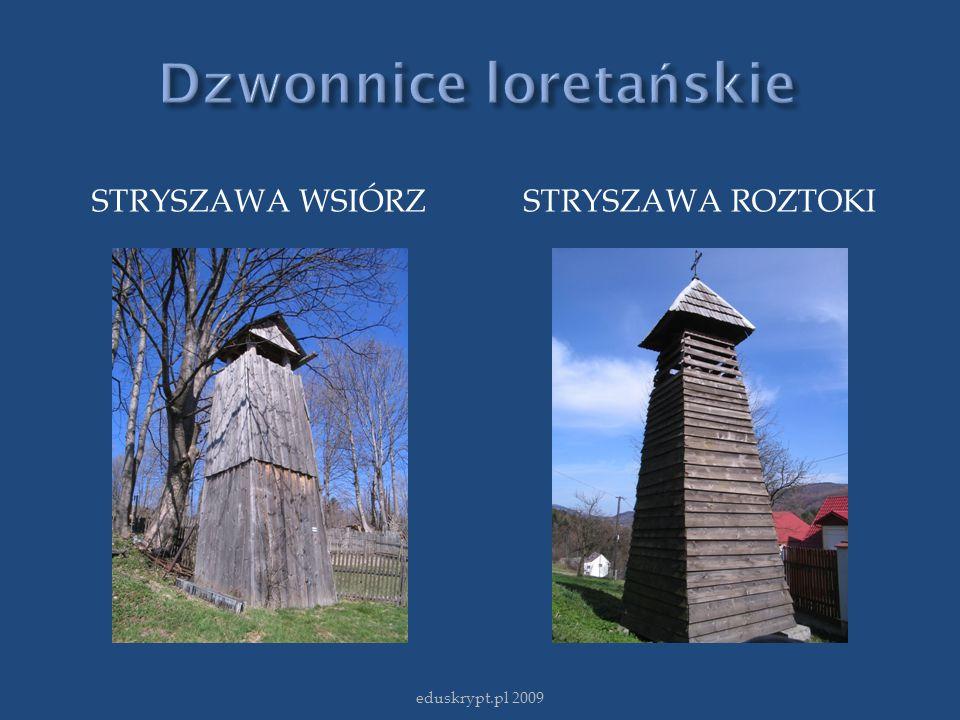 STRYSZAWA WSIÓRZSTRYSZAWA ROZTOKI eduskrypt.pl 2009