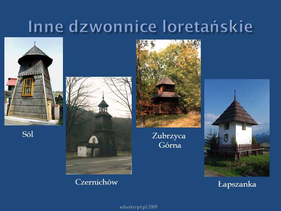 eduskrypt.pl 2009 Sól Czernichów Zubrzyca Górna Łapszanka