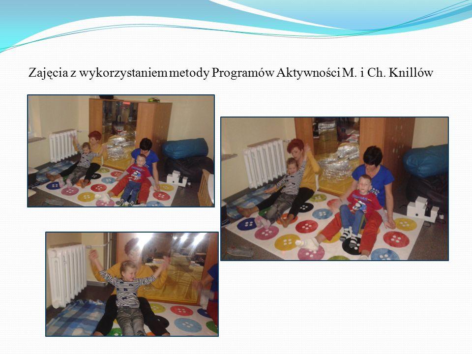 Zajęcia z wykorzystaniem metody Programów Aktywności M. i Ch. Knillów