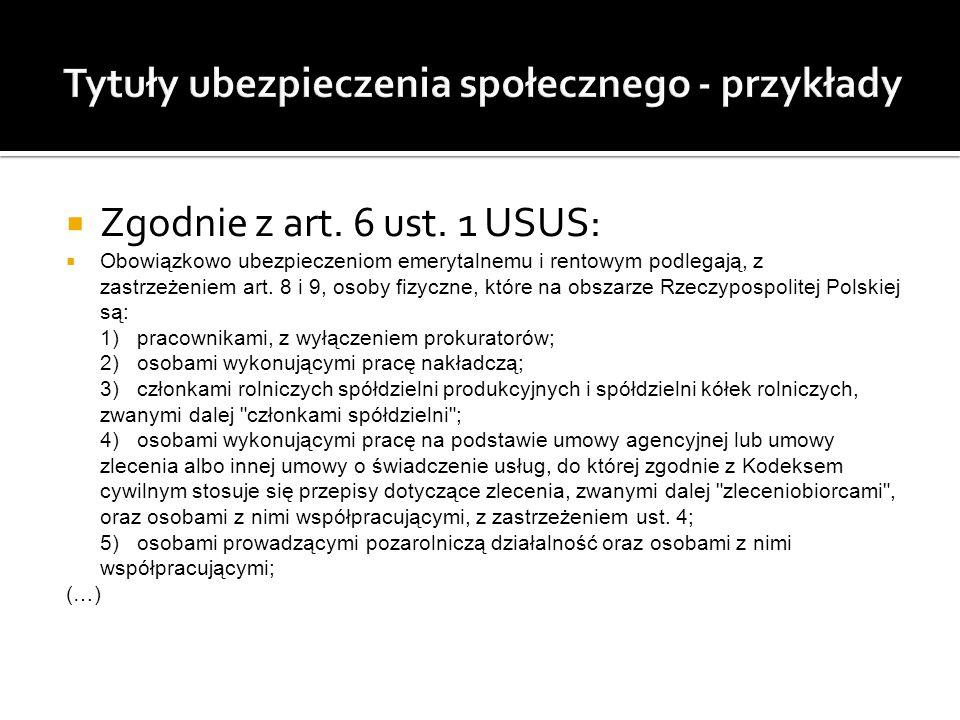  Zgodnie z art.6 ust.