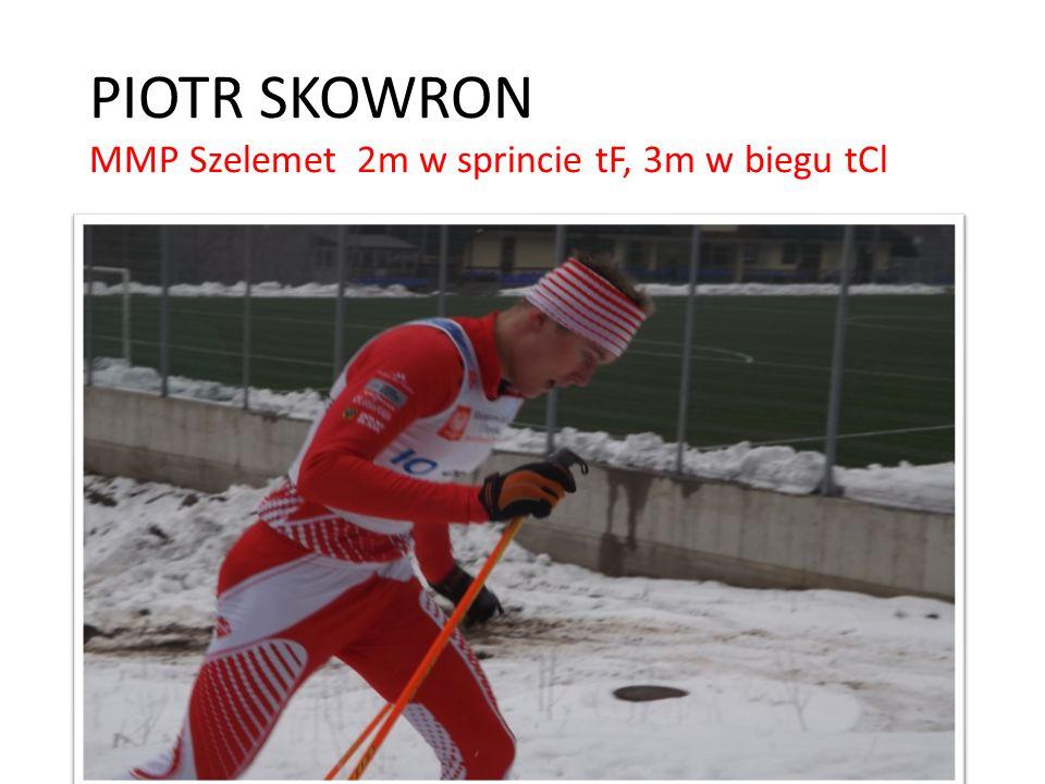 RÓŻA ŁYJAK OOM ŚLĄSK 2014 2m w sprincie tF