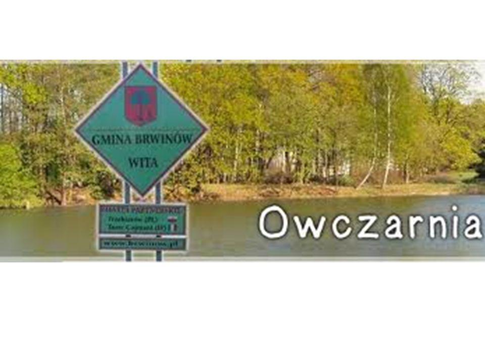 Owczarnia to malownicza wioska, leżąca na południowym zachodzie od Podkowy Leśnej tzw.