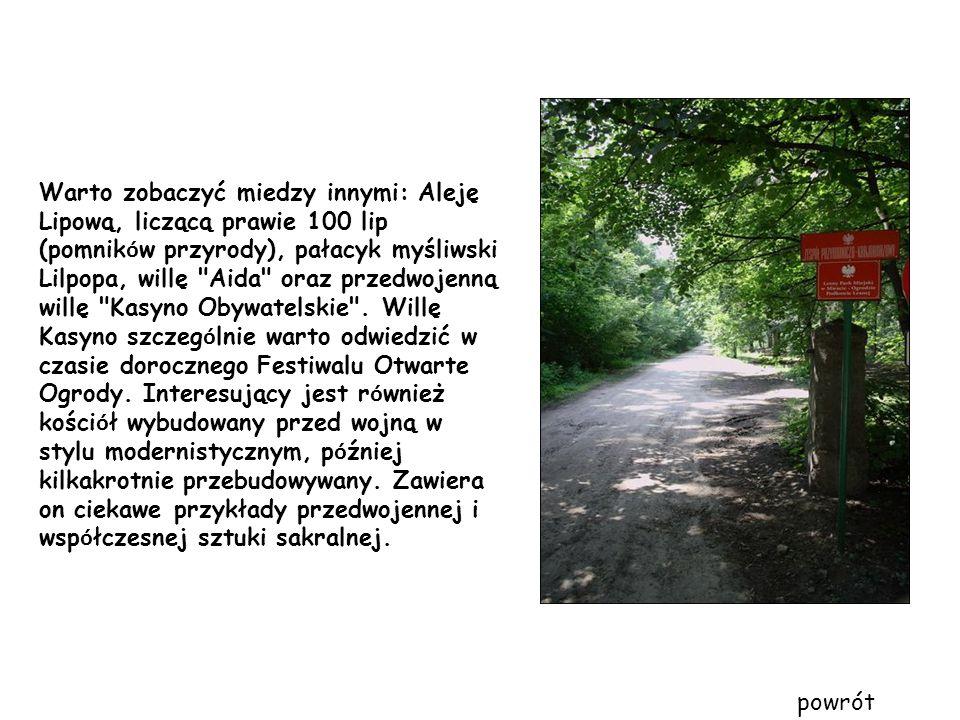 Sławni mieszkańcy Podkowa Leśna była i jest miejscem zamieszkania znanych i sławnych Polaków.