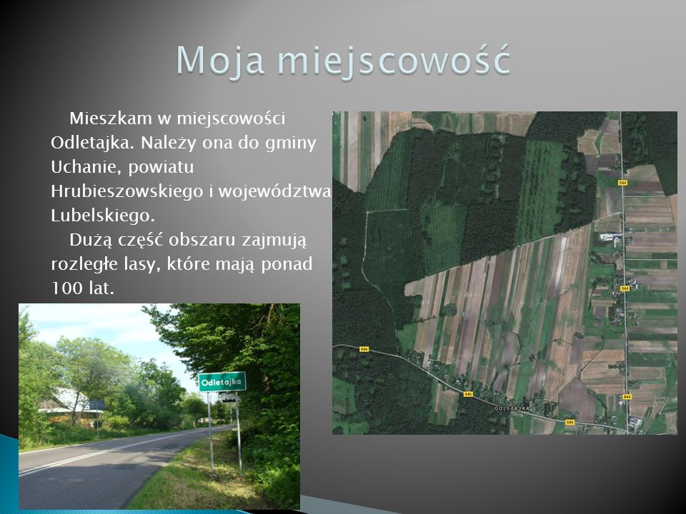 Szkoła Podstawowa im. Marii Konopnickiej w Teratynie Marek Pokrywka kl.V