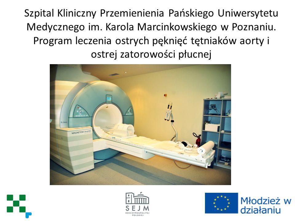 Szpital Kliniczny Przemienienia Pańskiego Uniwersytetu Medycznego im.