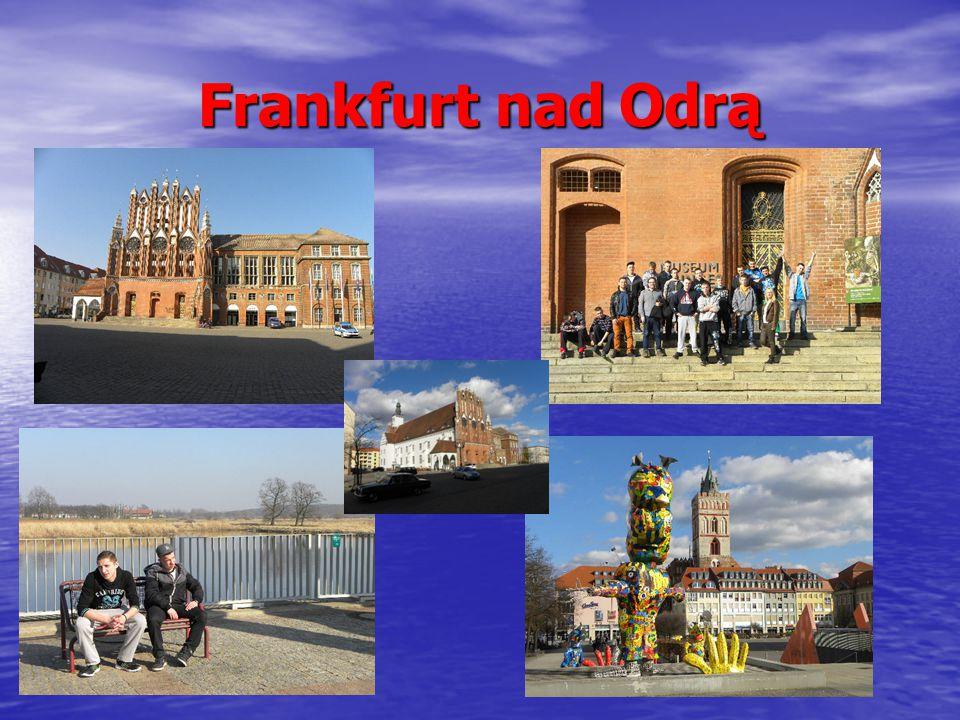 Frankfurt nad Odrą