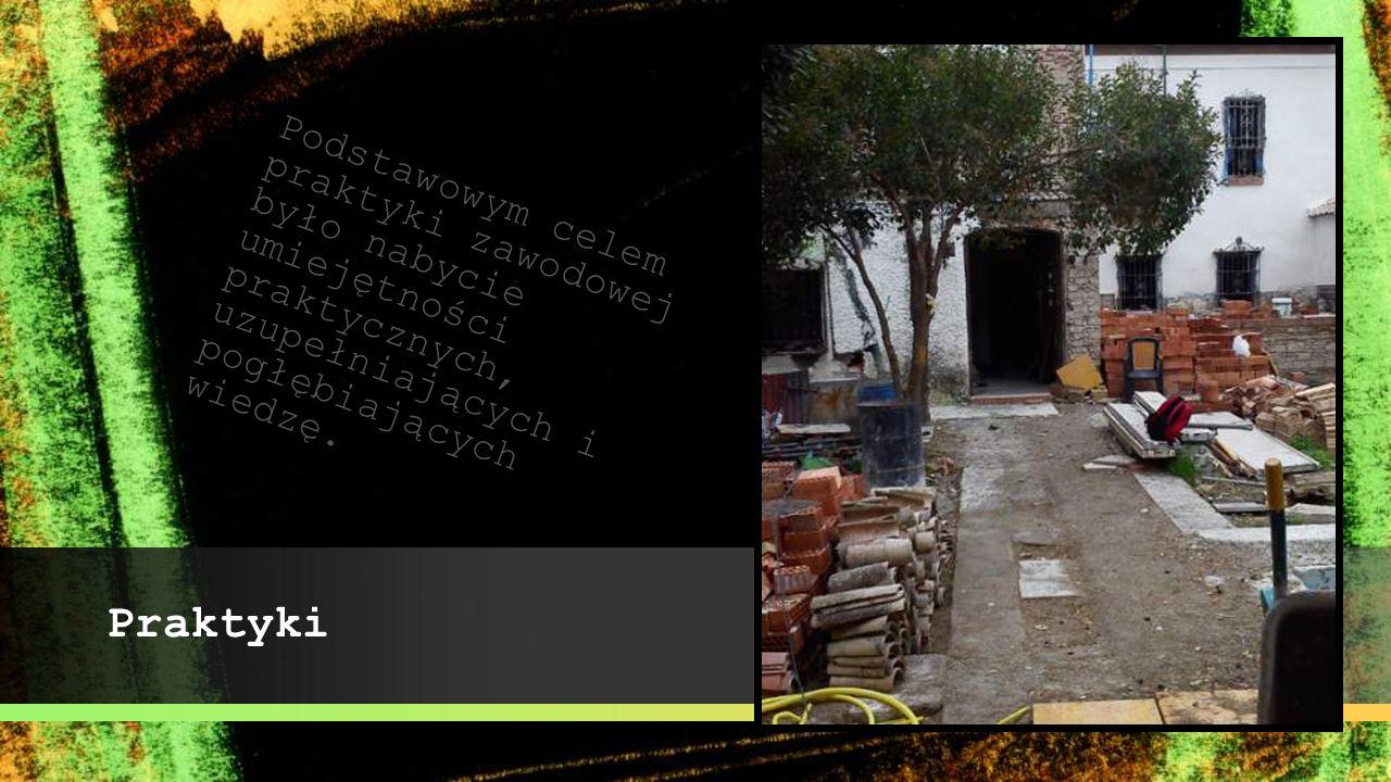 Wycieczki Academia Cordoba Zorganizowała nam wycieczki do: -Cordoby, -Sewilli, -Malagi, -Oraz po GRANADZIE.