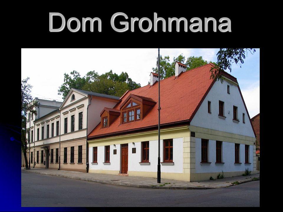 Dom Grohmana