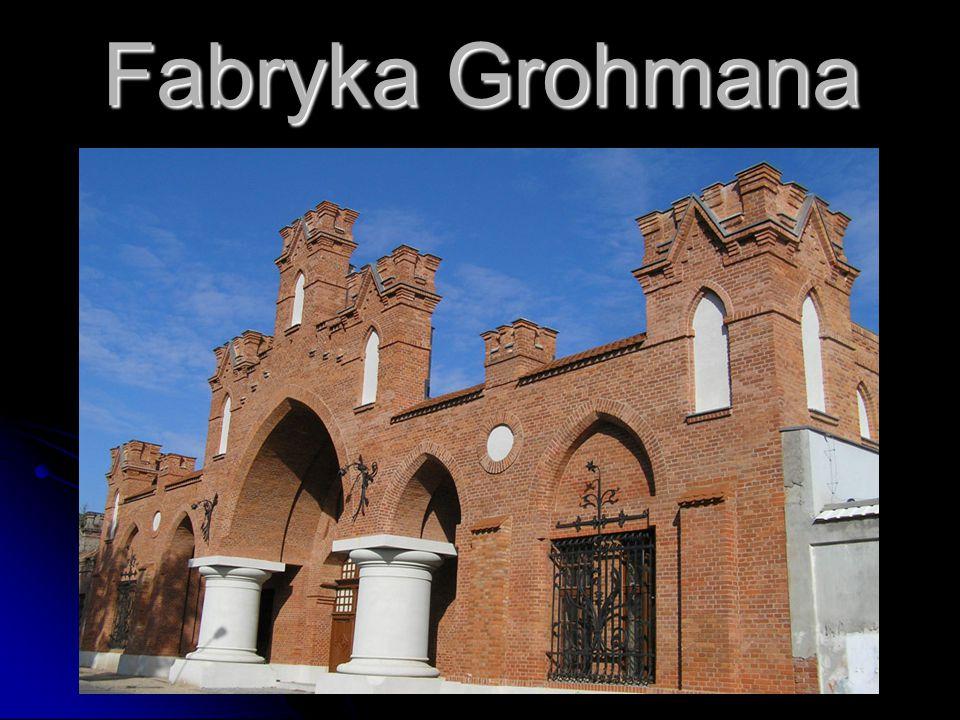 Fabryka Grohmana