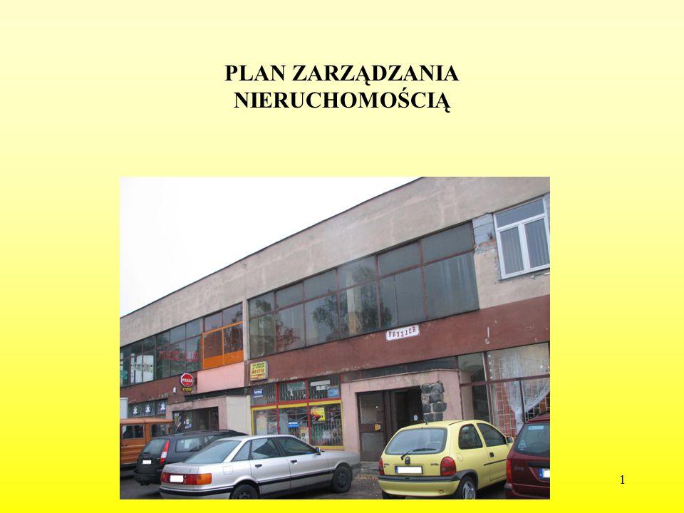2 Lokalizacja obiektu: działka 320/1 i 321/1 km 52 obręb Dąbrowa Górnicza ul.