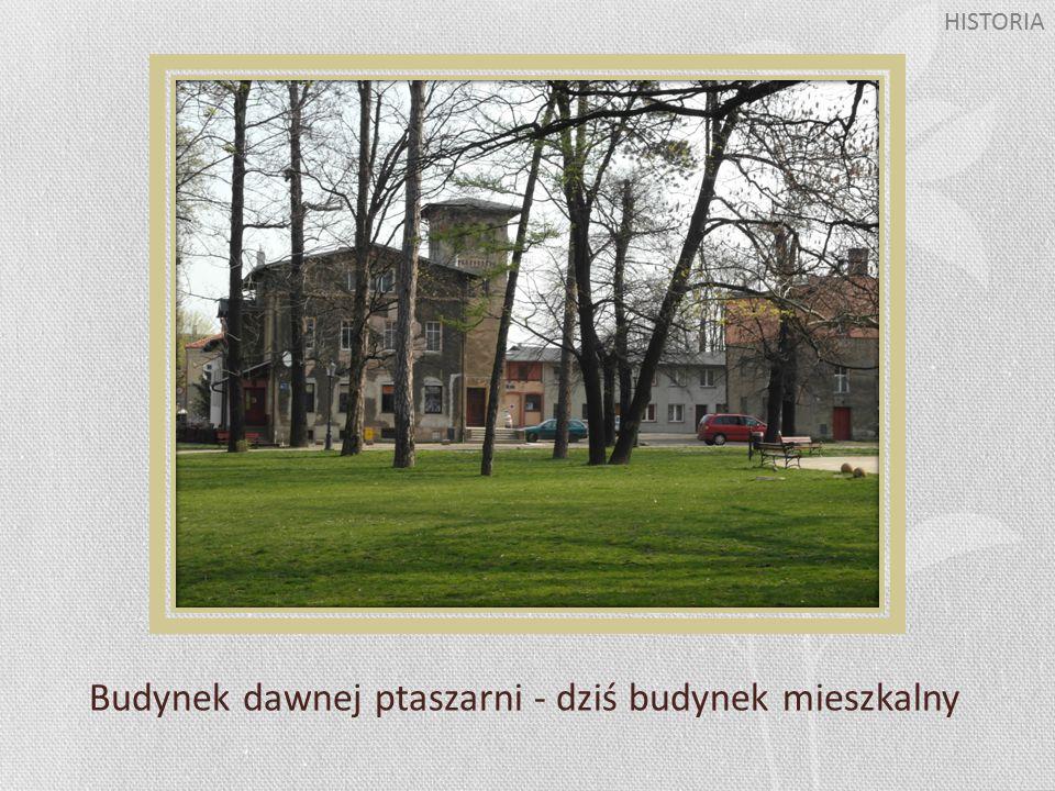 Kolejni właściciele Budynek przed II wojną światową i w czasie jej trwania był rezydencją burmistrzów miasta.