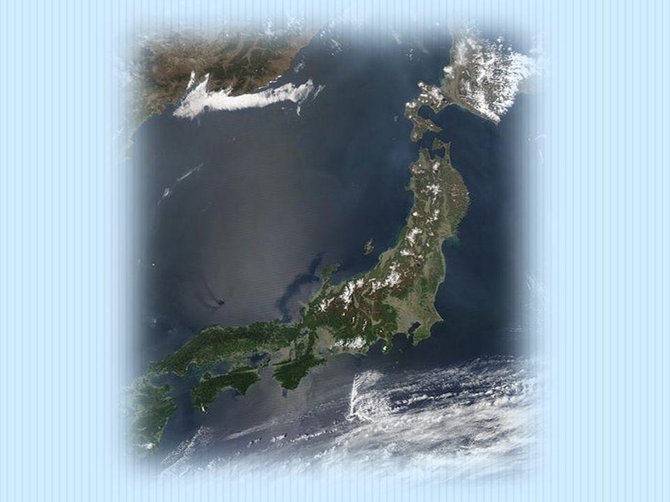  W Archipelagu Japońskim znajduje się około 3900 wysp.