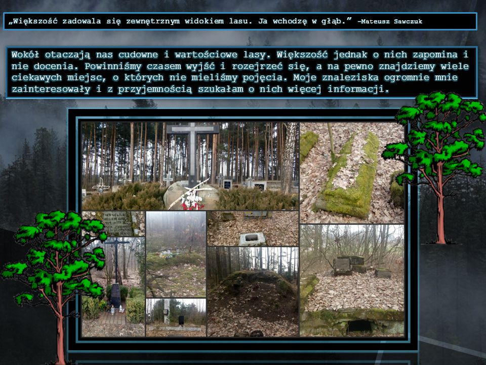 Wincentowo Do dziś w lasku w Wincentowie możemy zwiedzić cmentarz niemieckich kolonistów.
