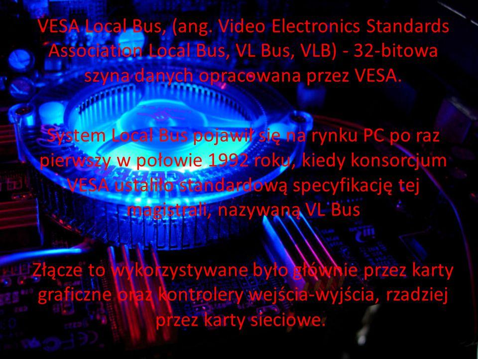 VESA Local Bus, (ang.