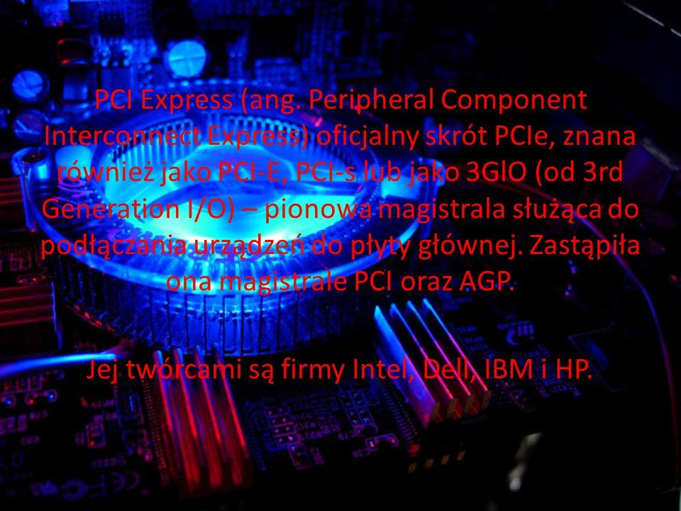 PCI Express (ang.