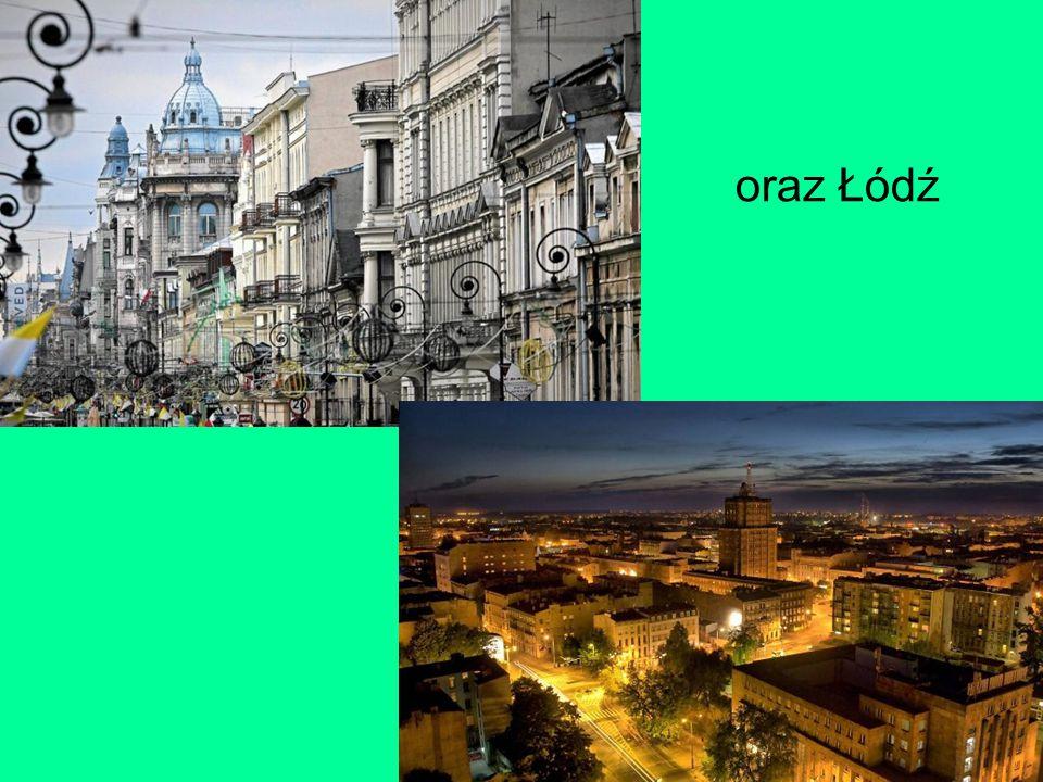 oraz Łódź