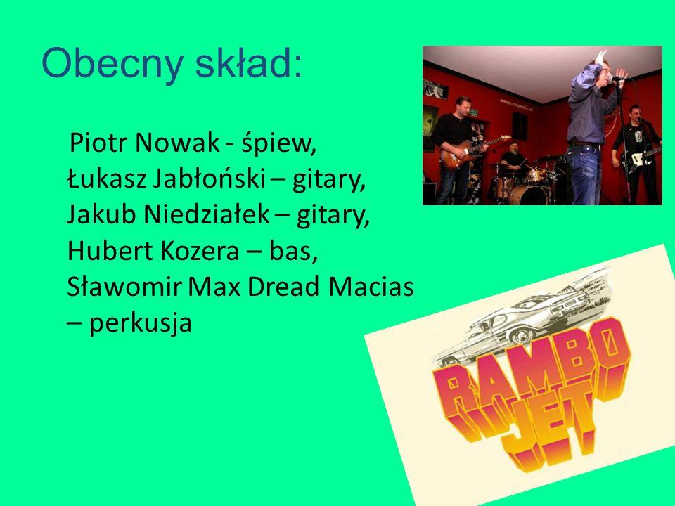 Obecny skład: Piotr Nowak - śpiew, Łukasz Jabłoński – gitary, Jakub Niedziałek – gitary, Hubert Kozera – bas, Sławomir Max Dread Macias – perkusja